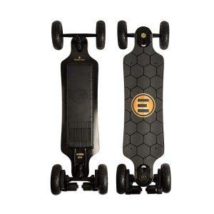Evolve Skateboard GTX Bamboo All-Terrain