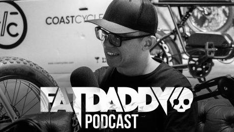 <pre>Fatdaddy Podcast # 2 - Jansen Tan fra Coast Cycles om Buzzraw