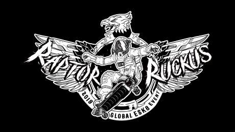 <pre>Deltag Fatdaddy og Enertion på Raptor Ruckus EU Tour