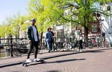 <pre>Hvorfor legalisere elektriske scootere, hjul og elektriske skateboards
